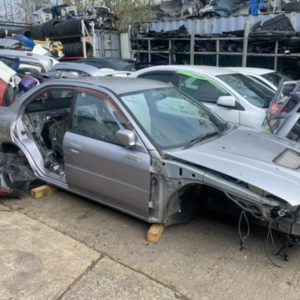 Mitsubishi Evo 4 – Body Shell