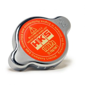 NEW HKS Limited Edition 1.1 Bar S-Type Red Radiator Cap