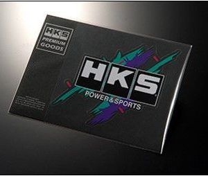 New HKS Super Racing Die Cut Sticker (51003-AK127)