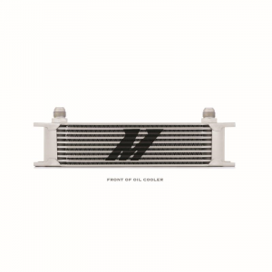 New Universal Mishimoto 10 Row Oil Cooler