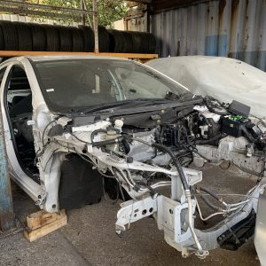 Mitsubishi Evo 10 – Body Shell