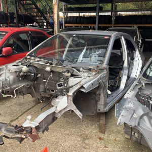 Mitsubishi Evo 8 – Body Shell