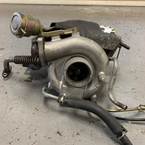 Mitsubishi Evo 9 – OEM Turbocharger