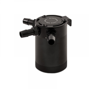 Universal – Mishimoto Compact Baffled Oil Catch Can (3-Port) (87089993)