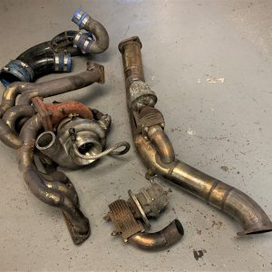Nissan Skyline R32/R33 GTR/GTS (RB25/ RB26) – Used TD07S Bottom Mount Turbo Kit