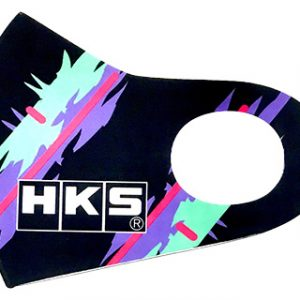HKS – NEW Graphic Face Mask/ Face Covering Large Size (OIL COOLER STYLE) (63079095)