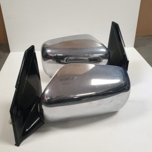 Mitsubishi Evo 7 – OEM JDM Electric Door Mirrors Pair With Chrome Covers (90029000)